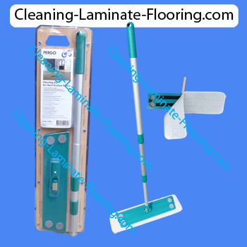 Pergo Cleaning Kit Mop Set For Wood Laminate Flooring