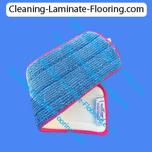 Quickstep Heavy Duty Microfibre Mop Cloths For The Spray