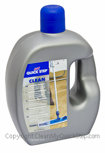 Cleaning Laminate Flooring Quickstep Spray Action