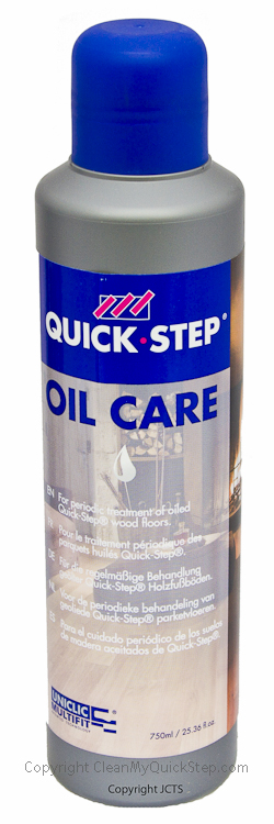 Quick Step Oil Care Maintenance Treatment Fluid New From